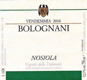 Bolognani Nosiola