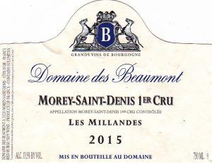 Beaumont Les Millandes