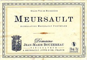 Bouzereau Jean-Marie
