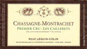 Lequin-Colin René Les Caillerets