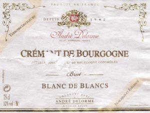 Delorme André Blanc de Blancs