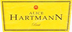 Hartmann Alice Brut