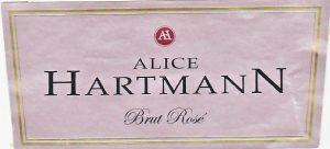 Hartmann Alice Brut Rosé