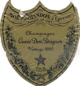 Moët & Chandon Dom Pérignon