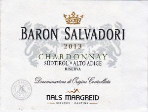 Nals Margreid Baron Salvadori