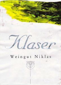 Niklas Klaser