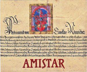 Sölva Peter Amistar rood