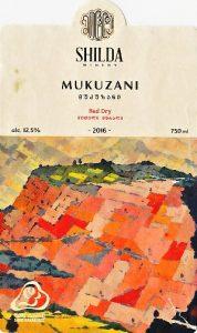 Shilda Winery Mukuzani Seperavi