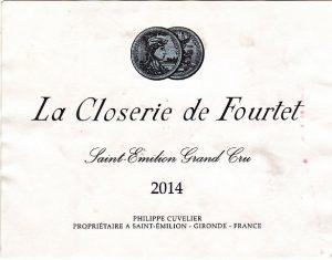 Fourtet La Closerie