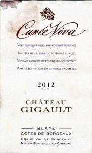 Gigault Cuvée Viva