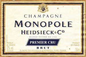 Heidsieck & C° Monopole Premier Cru