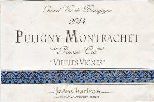 Chartron Jean Premier Cru VV