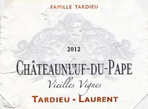 Tardieu-Laurent CDP wit