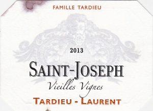 Tardieu-Laurent Saint-Joseph rood