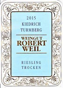 Weil Turmberg Riesling